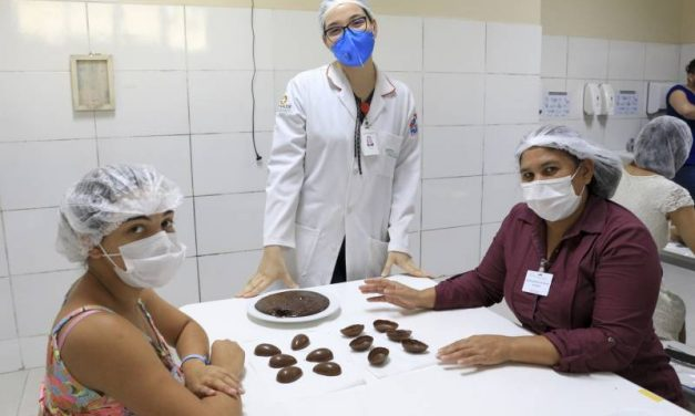 Hospital Materno-Infantil de Barcarena promove aula aberta sobre chocolate