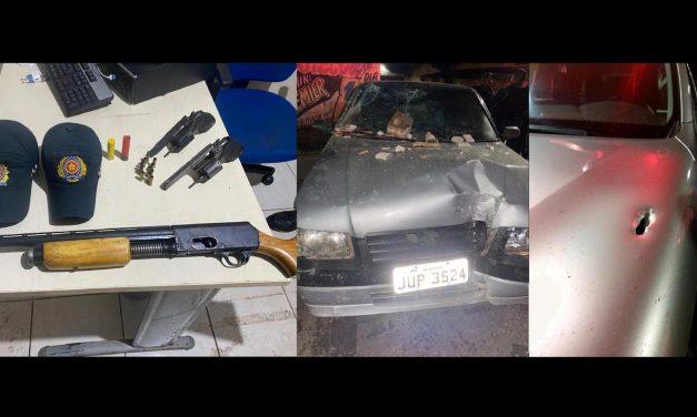 Dois assaltantes são mortos após roubarem carro e fazerem família refém em Castanhal