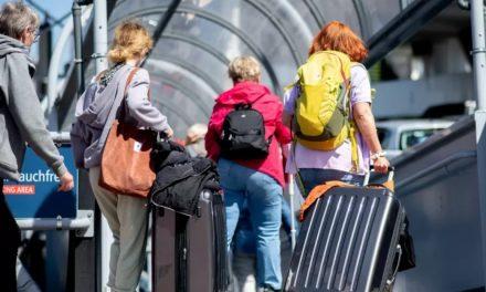 Incerteza marca retorno dos turistas estrangeiros à Europa