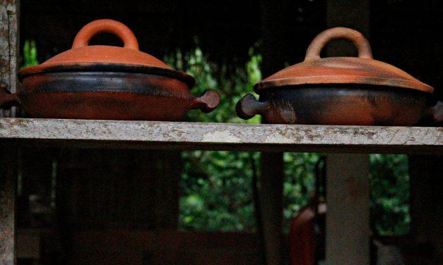 Cerâmica Bragantina reúne antiguidades