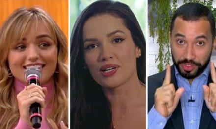 Contratação de ex-BBBs gera climão entre veteranos nos bastidores da TV Globo