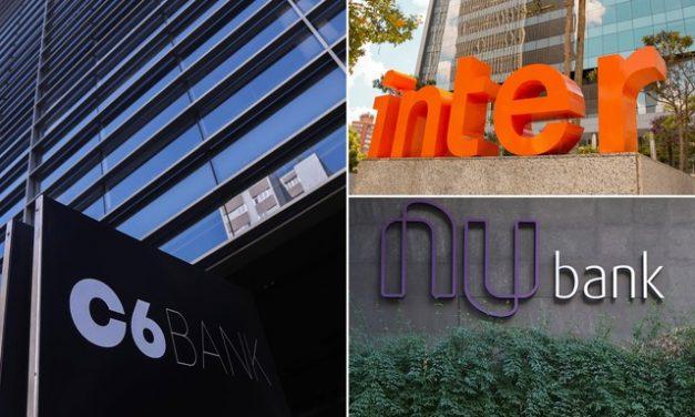 Pandemia acelera digitalização e bancos acirram briga por clientes