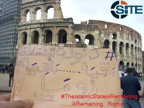 Estado Islâmico faz nova ameaça à Itália e promete entrar em Roma