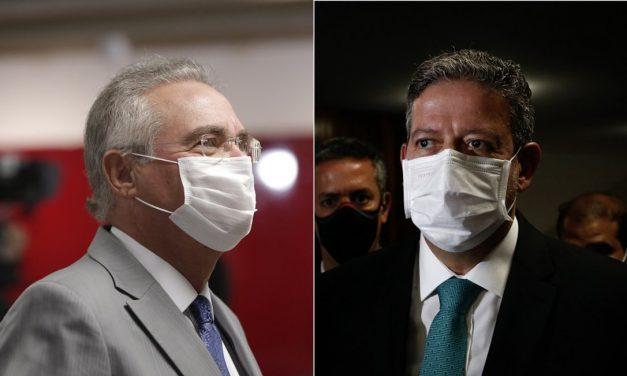 Assim como no Congresso, Lira e Calheiros disputam verba e poder em Alagoas