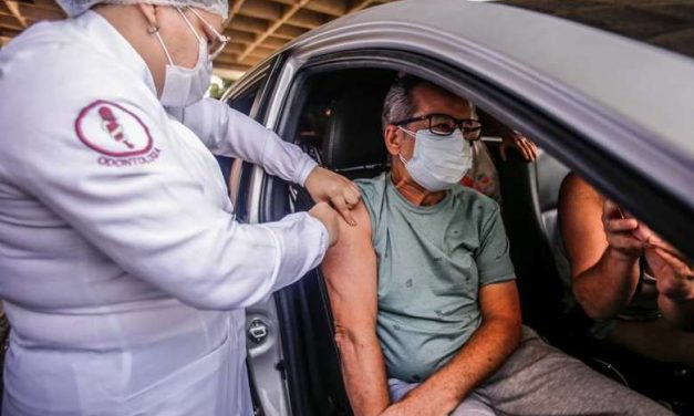 Ananindeua vacina pessoas com 31 anos sem comorbidades nesta segunda-feira
