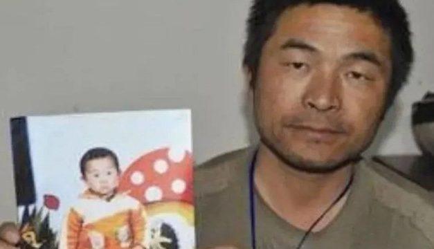 Pai encontra filho sequestrado quando bebê 24 anos depois