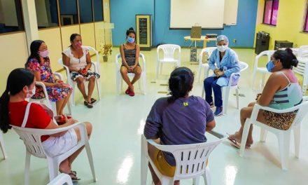 Cuidados com a saúde mental são oferecidos às mães de bebês na UTI do regional do Marajó