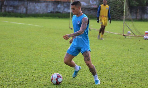 Diego Matos assina pré-contrato com o Avaí e deixa o Paysandu no final da temporada