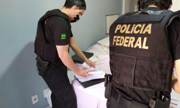 Delegado Eguchi é alvo de operação da PF
