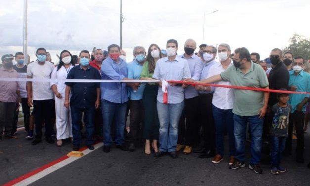 Governo do Estado inaugura junto com a Prefeitura de Castanhal a aguardada Avenida Brasil