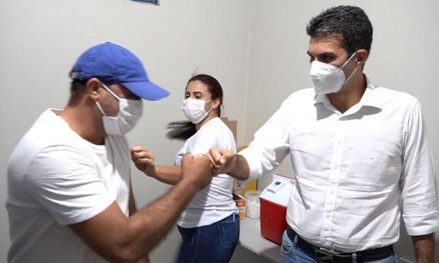 Vacinação contra covid-19 será antecipada no Pará