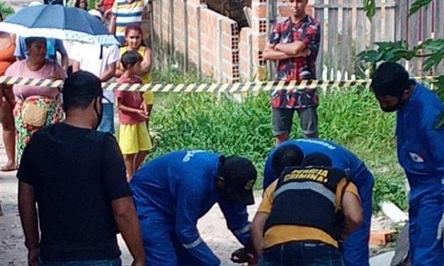 Pintor é morto a tiros na frente de casa em Castanhal