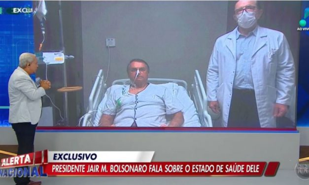 QUE FASE, BRASIL… Bolsonaro derruba audiência de Sikêra Jr. na RedeTV!
