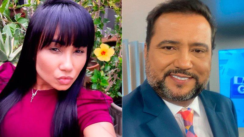 """Miss Bumbum revela affair com Geraldo Luis e diz que quer reatar namoro: """"Amor da minha vida"""""""