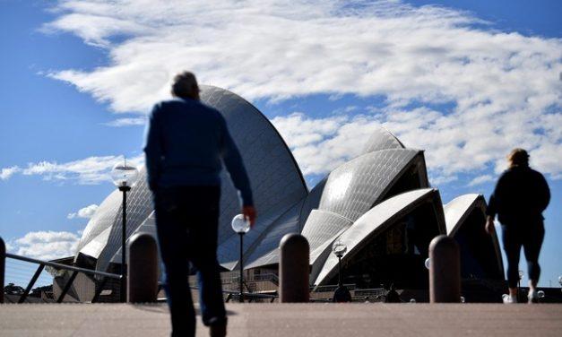 Sydney endurece confinamento devido a persistente surto de Covid na Austrália