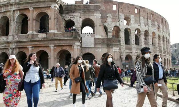 Itália tem maior número de casos de covid-19 desde o fim de maio