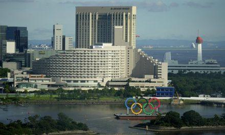 Dois atletas testam positivo para Covid-19 na Vila Olímpica de Tóquio