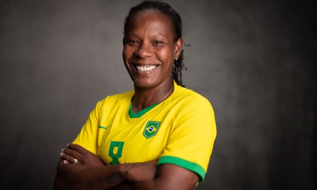 "No último ato, Formiga quer representar as pioneiras do Brasil: ""As que foram proibidas de jogar"""
