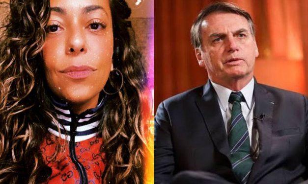 """Samantha Schmütz corta relações com amigo que curtiu fotos de Jair Bolsonaro: """"Lista de falecidos"""""""