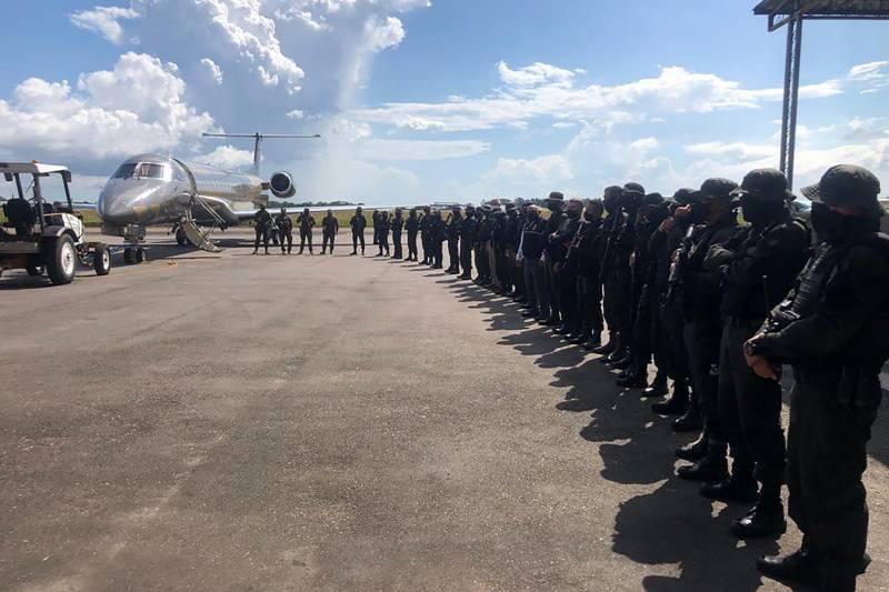 Envolvidos na morte de policiais são transferidos do Pará
