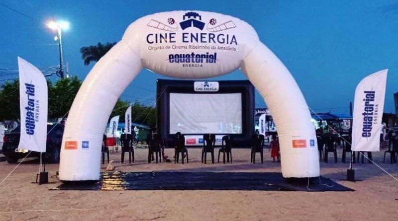 Cine Energia traz sessões de cinema gratuitas e oficina para Breves