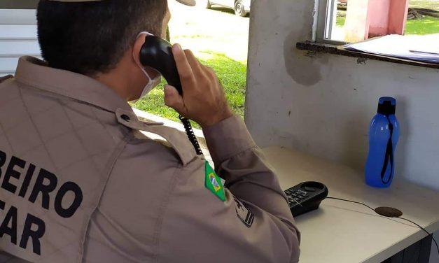 Corpo de Bombeiros em Bragança tem fiação furtada