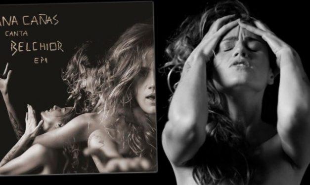 """Ana Cañas celebra Belchior em álbum fragmentado: """"Ele é a síntese da transcendência, reflexão e questionamento"""""""