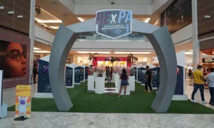 Exposição conjunta reúne os maiores troféus de Remo e Paysandu em shopping de Belém