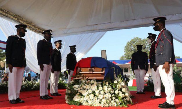 Haiti inicia funeral do presidente Jovenel Moise; país vive clima de tensão