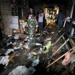 Iraque prende responsáveis por ataque em mercado de Bagdá
