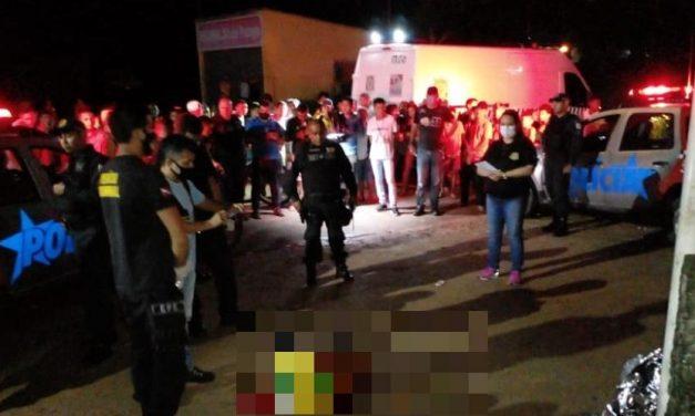 Após matar rival a facadas, homem foge para lixão de Bragança, mas é preso pela PM