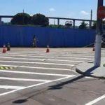Ruas de Moju ganham sinalização viária do DETRAN
