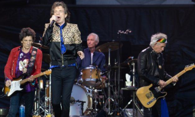 Depois de adiar turnê por causa da pandemia, Rolling Stones anunciam que vão voltar à estrada