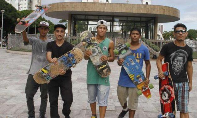 Ananindeua e Belém receberão três etapas do circuito de skate