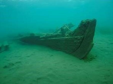 Mergulhadores encontram navio naufragado no século 19 nos EUA