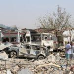 EUA conduzem bombardeios no Afeganistão contra o Taleban