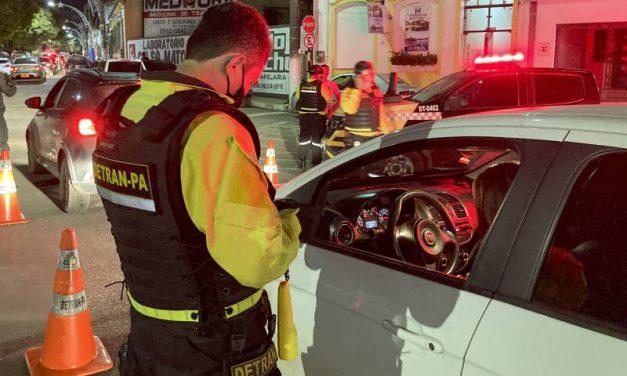 Detran reforça ações para aumentar a segurança no trânsito
