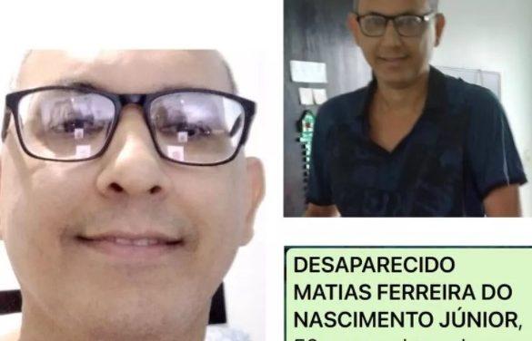 Família busca advogado desaparecido em Ananindeua