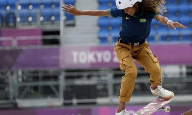 O espírito do torcedor olímpico