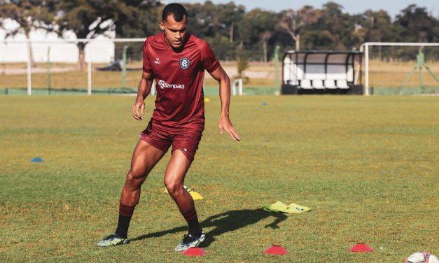 Criticado no Guarani, Romércio comemora volta por cima e mira o primeiro gol pelo Remo