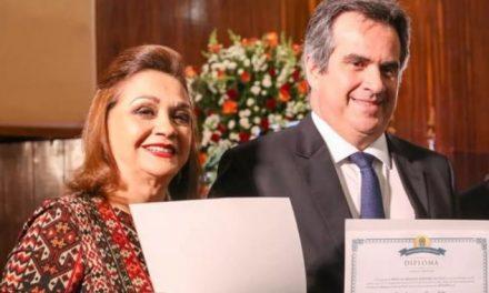 Quem é Eliane Nogueira, mãe e suplente de Ciro Nogueira no Senado