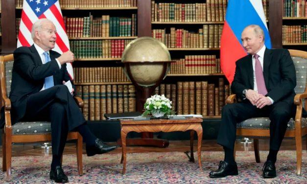 EUA e Rússia têm reunião discreta em Genebra para estabilizar relação