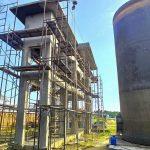 Obras de ampliação do sistema de abastecimento de água avançam em Breves