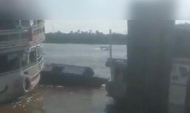 Marinha irá investigar acidente entre duas embarcações em Breves