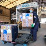 Pará recebe mais 80 mil doses de vacinas contra Covid-19
