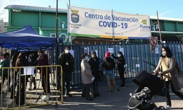 Reabertura no Chile mostra sucesso da Sinovac em reduzir casos de Covid-19