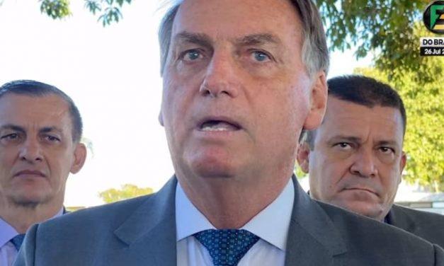 Bolsonaro rebate STF e insiste em distorção sobre poder de ação na pandemia