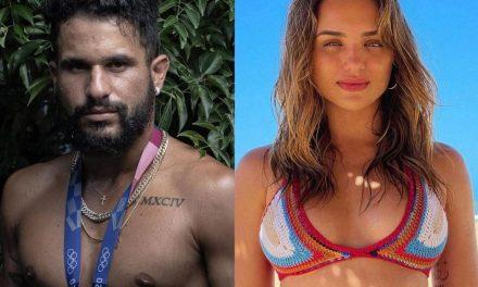 Solteiro, Ítalo Ferreira conquista atenção de Rafa Kalimann nas redes sociais