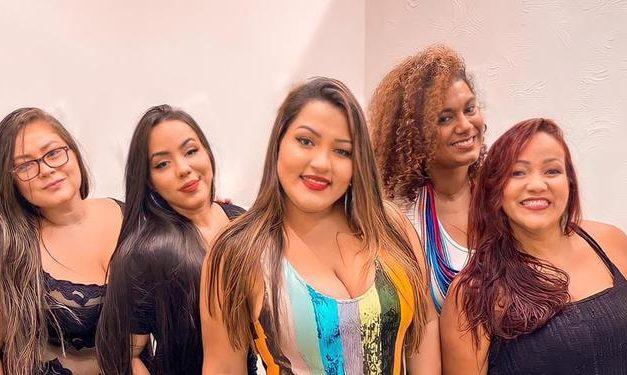 Grupo Pagode das Meninas lança primeiro pagode autoral nesta sexta-feira
