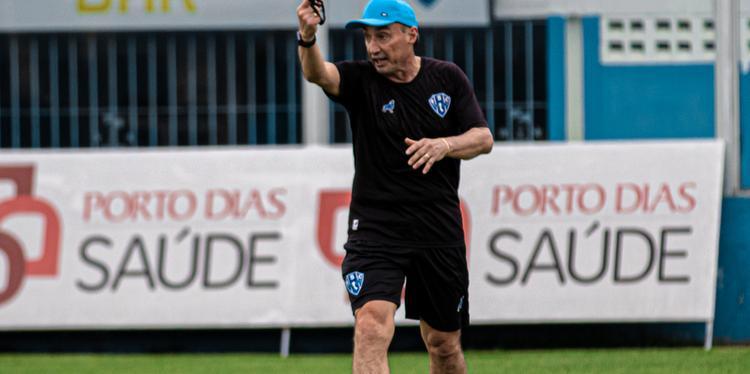Na estreia do técnico Roberto Fonseca, Paysandu busca a primeira vitória em casa na Série C